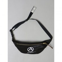 ....... RESEARCH | Fanny Pack - Aマーク - Black