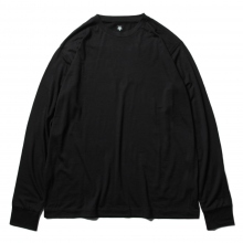 DESCENTE PAUSE / デサントポーズ | MERINO WOOL L/S PULLOVER - Navy