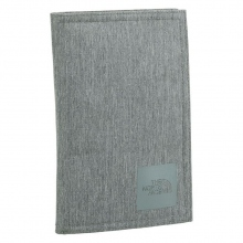 THE NORTH FACE / ザ ノース フェイス | Shuttle Travel Wallet - Medium Grey Heather