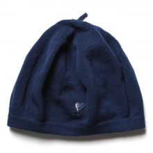 Porter Classic / ポータークラシック | H/W WOOL KNIT BERET - Navy ☆