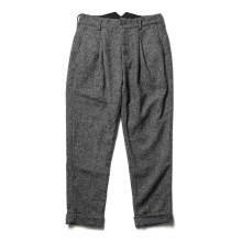 ENGINEERED GARMENTS / エンジニアドガーメンツ | WP Pant - Poly Wool HB - Grey