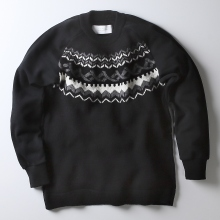 【Point 10% 10/20まで】CURLY / カーリー | NOMADIC JAQ SWEAT