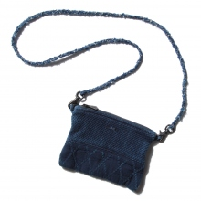Porter Classic / ポータークラシック | PC KENDO SIMPLE POUCH S - Blue