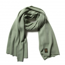 BATONER / バトナー | WOOL SMOOTH STALL - L.Green
