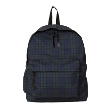 Mr.GENTLEMAN / ミスタージェントルマン | OUTDOOR DAY PACK - Black Watch