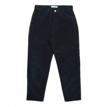 Living Concept / リビングコンセプト | 5POCKET TAPERED CORDUROY PANTS - Navy