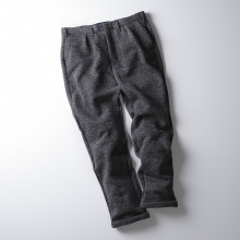 CURLY / カーリー | HB BRIGHT TROUSERS - Navy Hb