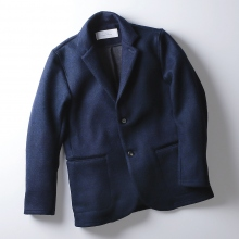 CURLY / カーリー | NW BRIGHT JACKET - Navy