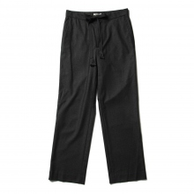 AURALEE / オーラリー | WOOL FULLING FLANNEL SLACKS - Top Charcoal