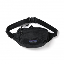 patagonia / パタゴニア | Lightweight Travel Mini Hip Pack - Black