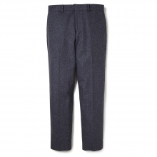 BEDWIN / ベドウィン | 10/L TAPERED CORDURA WOOL PANTS 「CHARLS」 - Charcoal