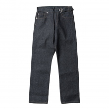 NEON SIGN / ネオンサイン | SIDE ADJUSTER DENIM RIGID - Indigo Rigid