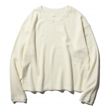 NEON SIGN / ネオンサイン | THERMAL SWEAT - Off White