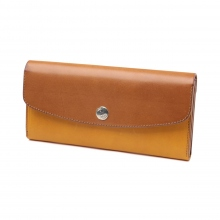 MOTO / モト | Long Wallet Combi LW2C - Yellow