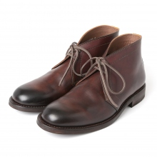 MOTO / モト | Chukka boots #1400 - Brown