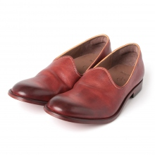 MOTO / モト | Slip on #1642 - Red Brown
