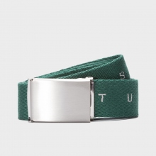 STUSSY / ステューシー | Small Stussy Web Belt - Green