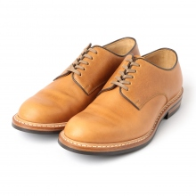 MOTO / モト | Plain Toe Oxford Shoes #2111 / Chromexcel / Dainite sole - Camel