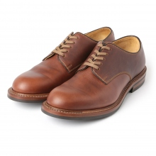 MOTO / モト | Plain Toe Oxford Shoes #2111 / Chromexcel / Dainite sole - Brown