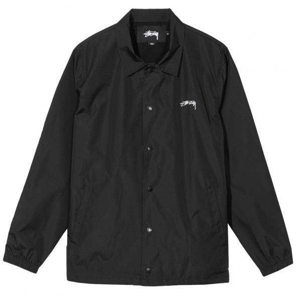 5fc7fb9e601 Cruize Coach Jacket - Black