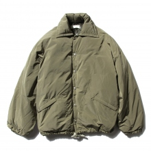 NEON SIGN / ネオンサイン | COACH DOWN JACKET - Olive
