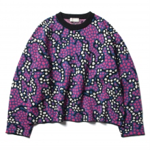NEON SIGN / ネオンサイン | Allosaurus Sweater - Blue