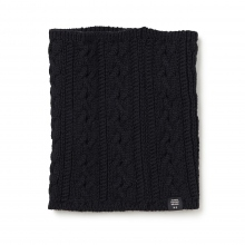 BEDWIN / ベドウィン | NECK WARMER 「CRAMER」 - Black