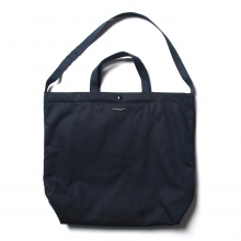 ENGINEERED GARMENTS / エンジニアドガーメンツ | Carry All Tote - Cotton HB Twill - Dk.Navy