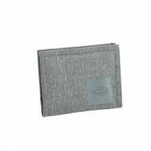 THE NORTH FACE / ザ ノース フェイス | Shuttle Wallet - Medium Grey Heather
