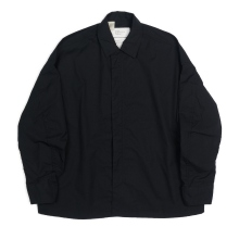 N.HOOLYWOOD / エヌハリウッド | 972-SH01-066 pieces PILOT SHIRT - Black