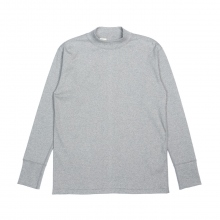 N.HOOLYWOOD / エヌハリウッド | 972-CS01-068 pieces MOCK NECK LONG SLEEVE - T.Gray
