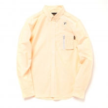 HABANOS / ハバノス|MILITARY POCKET SHIRTS - Yellow