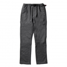 GRAMICCI / グラミチ | WOOL BLEND NN-PANTS JUST CUT - Heather Charcoal