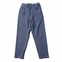 URU / ウル | WOOL DENIM / 5 POCKET PANTS - Indigo