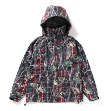 HABANOS / ハバノス | MILITARY HOODED PARKA - Tartan Check