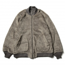 THE CONSPIRE / ザ コンスパイアーズ | ff zip jacket reversible - Gray