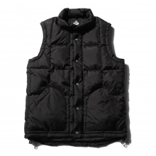 ....... RESEARCH | Puff Vest - Black