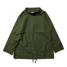 ENGINEERED GARMENTS | EG Workaday Smock Popover - Ripstop - Olive