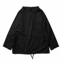 ENGINEERED GARMENTS | EG Workaday Smock Popover - Ripstop - Black