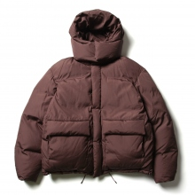 AURALEE / オーラリー | SUVIN HIGH COUNT CLOTH DOWN JACKET - Bordeaux