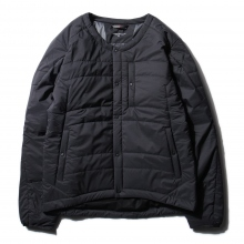 tilak / ティラック | Pygmy Jacket - Black / carbon snap-button