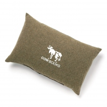 COW BOOKS / カウブックス | Reading Cushion Large - Beige