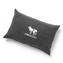 COW BOOKS / カウブックス | Reading Cushion Large - Gray