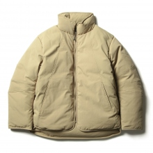 DESCENTE PAUSE / デサントポーズ | HEATNAVI PUFF DOWN JACKET - Beige