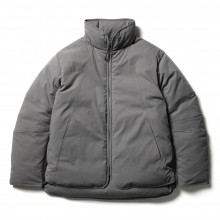 DESCENTE PAUSE / デサントポーズ | HEATNAVI PUFF DOWN JACKET - Gray