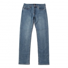 A.P.C. / アーペーセー | NEW STANDARD - INDIGO WASHED STRETCH - Washed Indigo