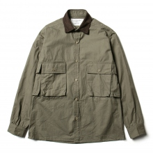 ....... RESEARCH | Game Shirt - Khaki
