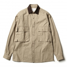 ....... RESEARCH | Game Shirt - Beige