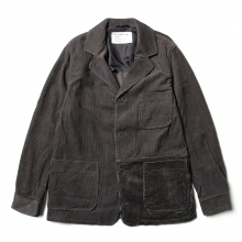 ....... RESEARCH | 3B JKT. - Charcoal.Gray