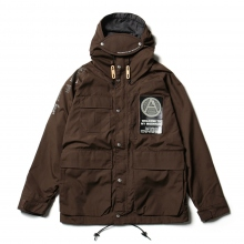 ....... RESEARCH | A.M. JKT. - Brown